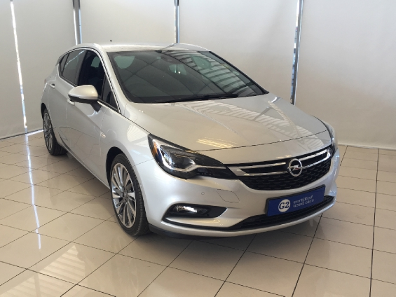 OPEL ASTRA 1.6T SPORT PLUS (5DR)