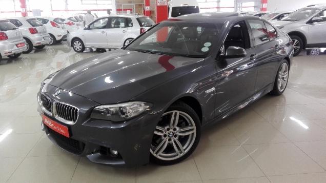 BMW 520D A/T M SPORT (F10) (2013-8) - (2017-2)