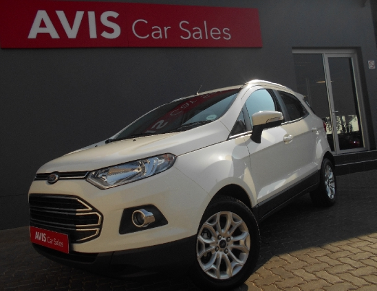 2015 ford ecosport 1 5tivct titanium p shift only r 249900. Black Bedroom Furniture Sets. Home Design Ideas