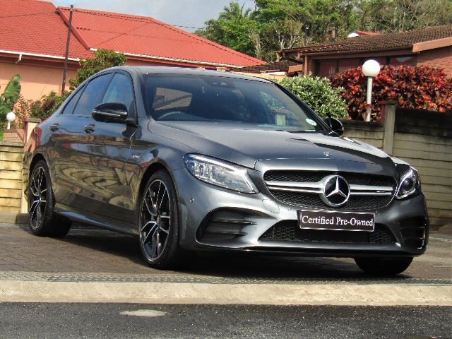 MERCEDES-BENZ AMG C43 4MATIC 2019 | Ref 24082