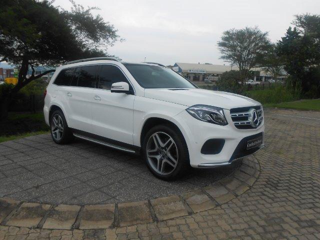 2018 MERCEDES-BENZ GLS 350d