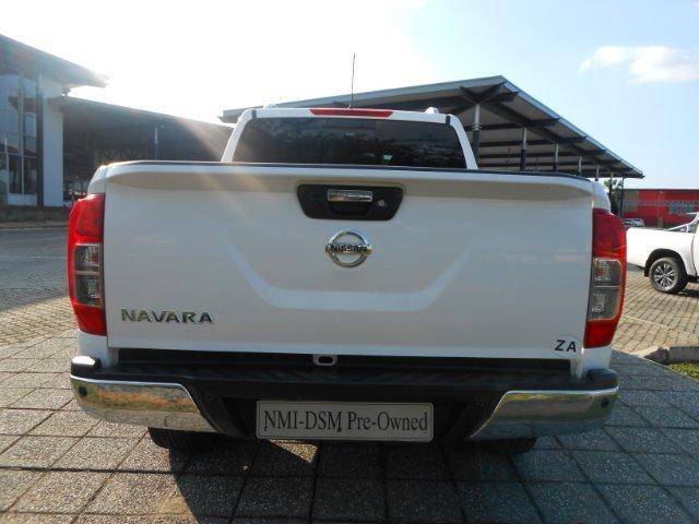 2018 NISSAN NAVARA 2.3D LE 4X4 A/T P/U D/C