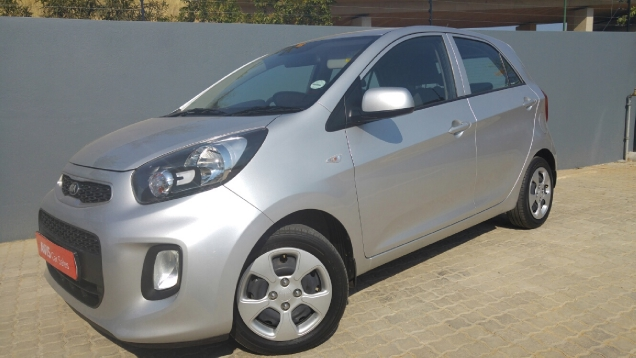 2015 kia picanto 1 0 lx only r 112900. Black Bedroom Furniture Sets. Home Design Ideas