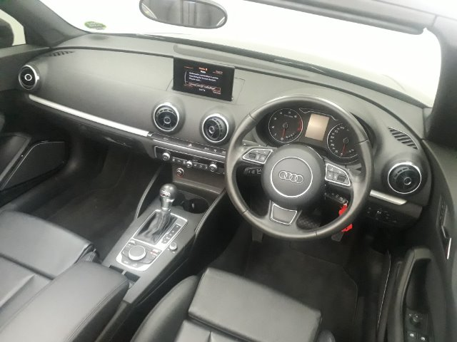2016 AUDI A3 1.4T FSI S 3DR