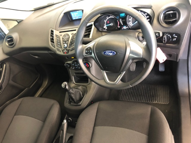 2013 FORD FIESTA 1.4 AMBIENTE 5 Dr