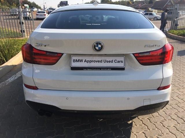 2018 BMW GRAN TURISMO 530d M SPORT