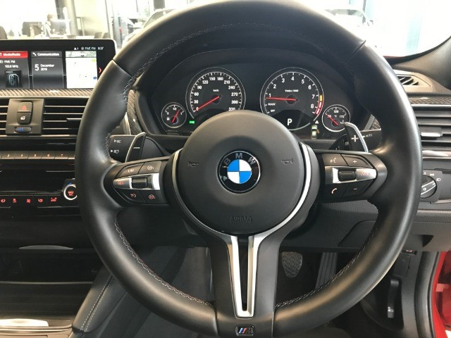 2018 BMW M3 M-DCT COMPETITION (F80)