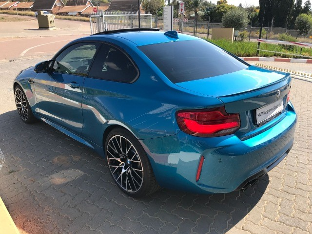2019 BMW M2  COUPE COMPETITION (F87)