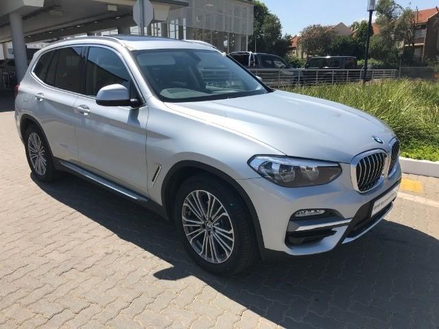 2019 BMW X3 xDRIVE 20d LUXURY LINE (G01)