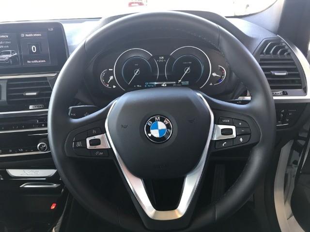 2019 BMW X3 xDRIVE 20d (G01)