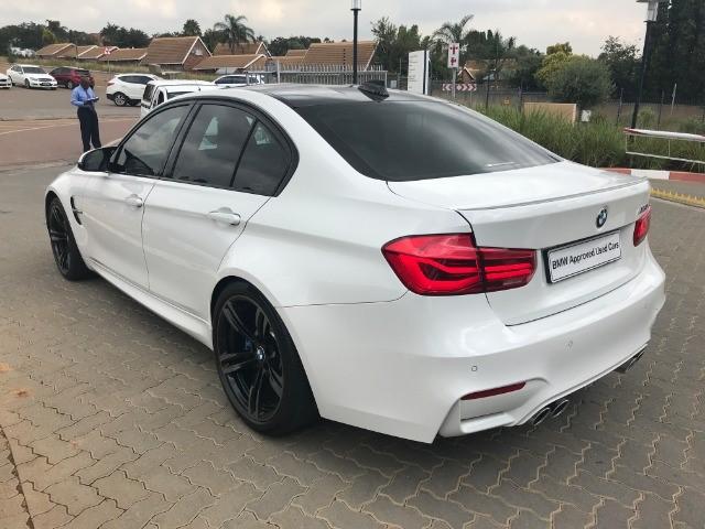 2018 BMW M3 M-DCT (F80)