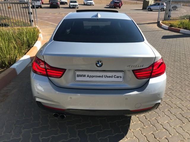 2018 BMW 420D COUPE M SPORT PLUS A/T (F32)