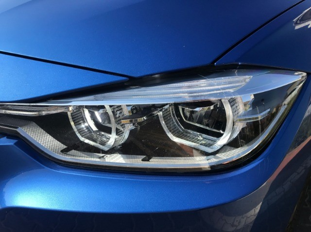 2017 BMW 320i M SPORT A/T (F30)