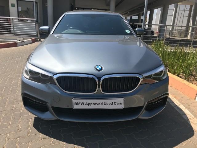2017 BMW 530d A/T (G30)