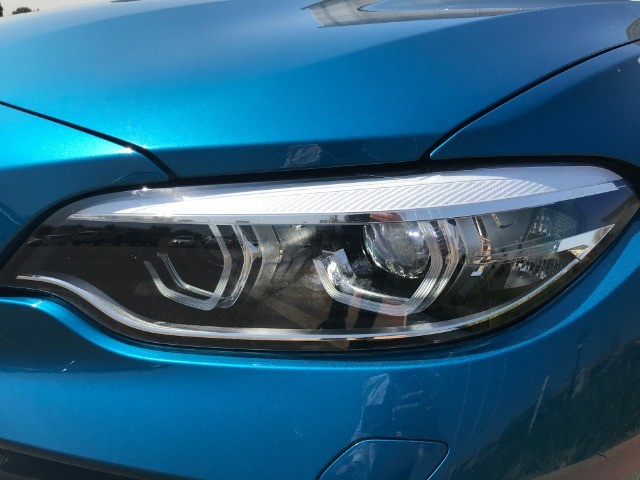 2018 BMW M2 COUPE M-DCT (F87)