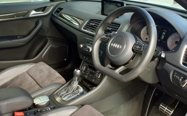 2018 AUDI RS Q3 2.5 TFSI STRONIC